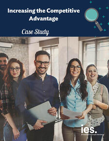 IES Case Study - Increasing the Competitive Advantage